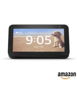 Smart Speaker Amazon - ECHO SHOW 5 | R$ 378