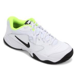 Tênis Nike Court Lite 2 Masculino - Branco | R$153