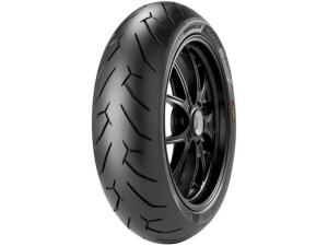 "Pneu Moto Aro 17"" Traseiro Pirelli 140/70 66H(R) - Sport Diablo Rosso II | R$346"