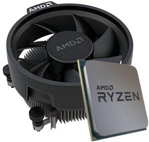 Processador AMD Ryzen 5 3500 3.6GHz (4.1GHz Turbo)   R$999