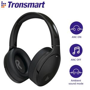 [Primeira compra] Headphone Tronsmart Apollo Q10 Noise Cancelling   R$236