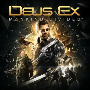 Deus Ex: Mankind Divided | PSN | R$ 19