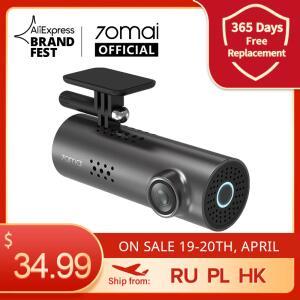 Câmera Automotiva Dash Cam 70mai 1S APP | R$209