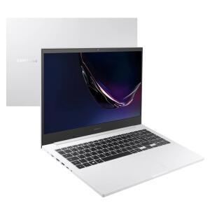 Notebook Samsung Book E20 Intel Dual-Core 4GB 500GB 15.6'' Branco | R$2449