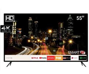 Smart TV HQ 55 Ultra HD 4K | R$ 1799