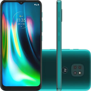 [App] Smartphone Motorola G9 Play 64GB | R$999