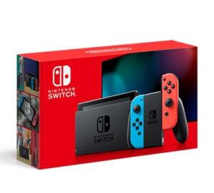 [APP] Nintendo Switch 32gb neon +joy con | R$ 2308