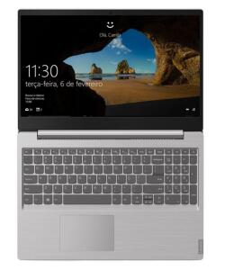 [App] Notebook Lenovo Ultrafino Ideapad S145 Intel Core I5-1035G1 8GB 256GB SSD | R$3329