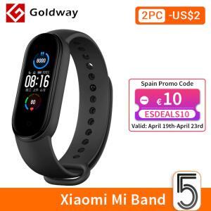 [Conta Nova] Smartband Xiaomi Mi Band 5 | R$88