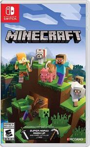 Nintendo Switch - Minecraft | R$215