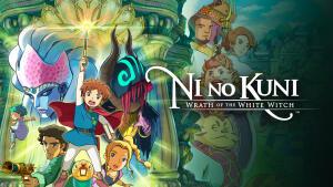eShop BR - Ni no Kuni: Wrath of the White Witch (Nintendo Switch) | R$50