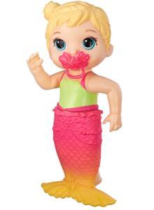 Boneca Baby Alive Linda Cauda E5850 Hasbro   R$88