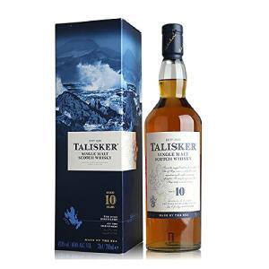 Whisky Talisker 10 Anos, 750ml | R$ 268
