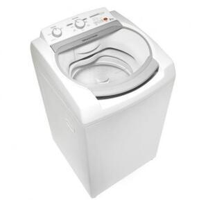 [Com AME R$1.157] Lavadora De Roupa Brastemp 9kg Bwj09 Branco 220v