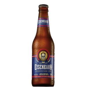 Cerveja EISENBAHN American Ipa Puro Malte Garrafa Long Neck 355ml R$3