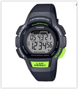 Relógio Unissex Casio Digital LWS-1000H-1AVDF-SC - Cinza | R$ 127