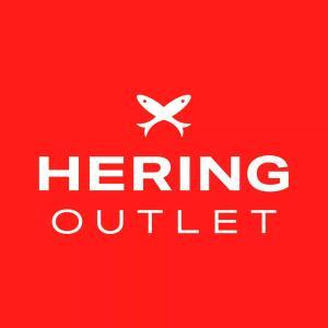 Outlet Hering - desconto lista selecionada 80% + 20%