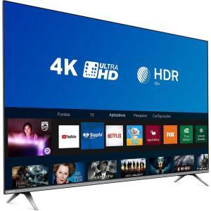 "SMART TV PHILIPS 50"" PUG6654/78 | R$2.042"