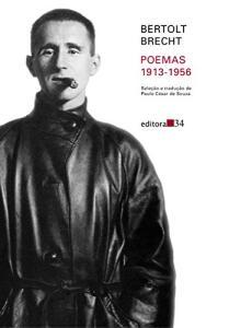 "Livro ""Poemas 1913-1956"" de Bertolt Brecht | R$ 45,00"