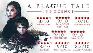 A Plague Tale: Innocence | R$30