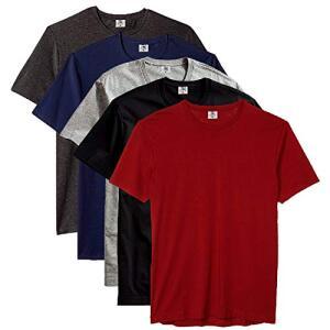 Kit 5 Camisetas Masculinas Básicas Algodão Premium | R$97