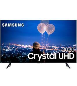 "Samsung Smart TV 50"" Crystal UHD   R$2222"