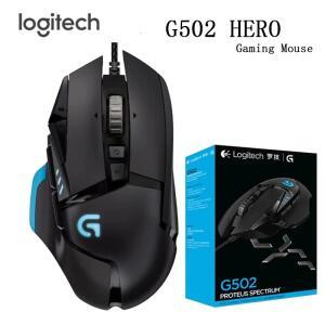 [APP + Novos Usuários] Mouse Logitech Hero G502 | R$250