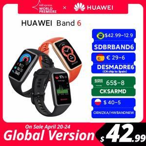 Smartband Huawei band 6 - Versão Global | R$191