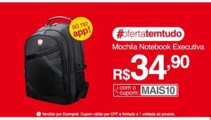 Mochila Notebook Executiva | R$35
