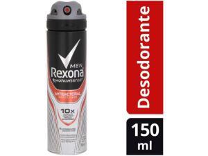 [App] Leve3 Pague2 - Desodorante Rexona aerosol Masculino- Unid - R$ 5,93
