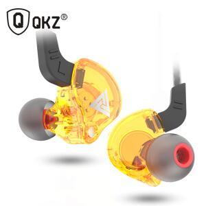 [PRIMEIRA COMPRA] Fone de Ouvido c/ Microfone QKZ | R$0,06