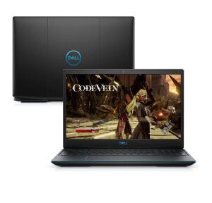 Gamer Dell G3-3590-A60P, 9ª Geração Intel Core i7-9750h, 8Gb, 512GB SSD | R$6.660
