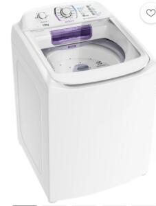 [REEMBALADO] Lavadora 13 Kg Electrolux LAC13 Branca | R$1.199