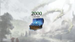 Guild Wars II - Pacote de 2.000 Gems| R$ 107