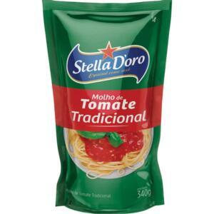 Molho de Tomate Tradicional Stella D'Oro 340g | R$ 0,89