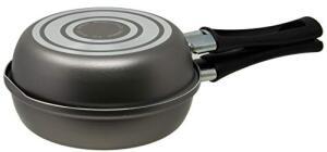 Omeleteira, Chilli, 14 cm, Prata, Brinox   R$ 45