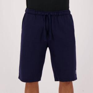 Bermuda Moletom Golf Collection Masculina - Azul   R$ 38