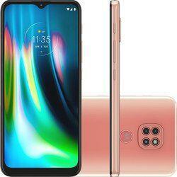 [App] Smartphone Motorola G9 Play 64GB   R$919