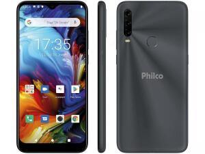 Smartphone Philco HIT P10 128GB 4GB RAM Tela 6,2 | R$854