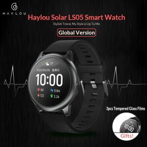 (PRIMEIRA COMPRA) Haylou Solar LS05 - Versão Global | R$112