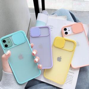 [Primeira compra] Case iPhone com Proteção da lente da câmera - Todos modelos | R$0,06