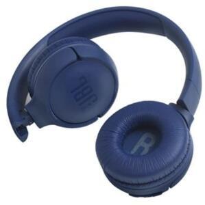 Headphone Bluetooth T500BT JBL - Azul | R$203