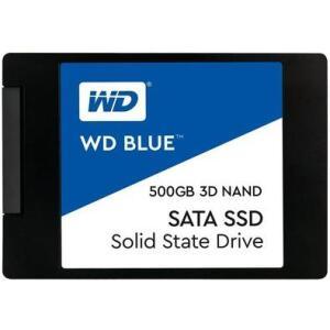 SSD WD Blue 500GB | R$460