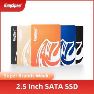 [Primeira compra] KingSpec com Disco SSD HDD 2,5 HDD 256GB SSD HDD SATA | R$106