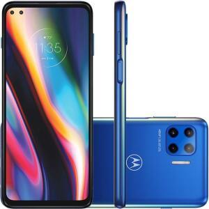 Smartphone Motorola G 5G Plus 128GB | R$1869