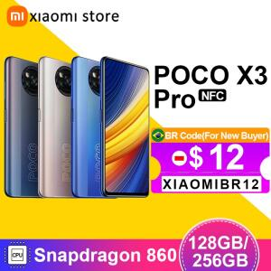 Smartphone Poco X3 PRO 128 GB - Versão Global | R$1.399
