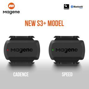 Sensor de Velocidade/Cadência Magene S3+ | R$79