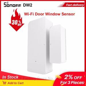 (Primeira Compra) Sonoff D2W Sensor Sem Fio Para Portas e Janelas R$0,06