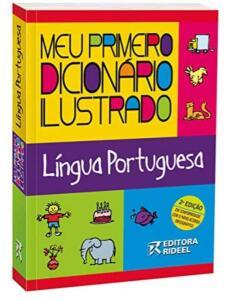 (PRIME) Bicho Esperto Meu Primeiro Dicionário Ilustrado. De Língua Portuguesa, Multicores R$10