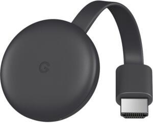 [Frete Grátis] Chromecast 3 | R$ 300